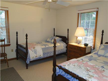 Harwichport Cape Cod vacation rental - Upstairs twin bedroom