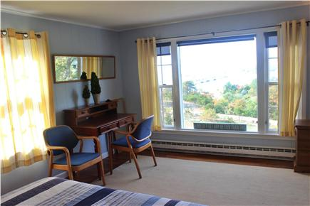 Wellfleet Cape Cod vacation rental - Take in the long view from upstairs master bedroom (king bed)