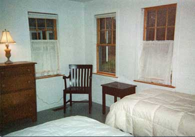 Brewster Cape Cod vacation rental - Downstairs twin-bedded room