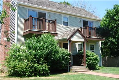 West Yarmouth Cape Cod vacation rental - Lanscaped fenced-in yard