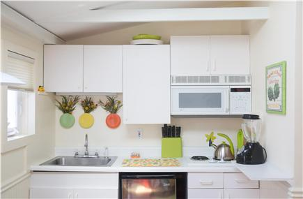 Provincetown Cape Cod vacation rental - Kitchen. Well-stocked with everything you need.
