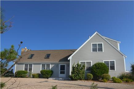 East Dennis Cape Cod vacation rental - The house has plenty of parking in our circular drive.
