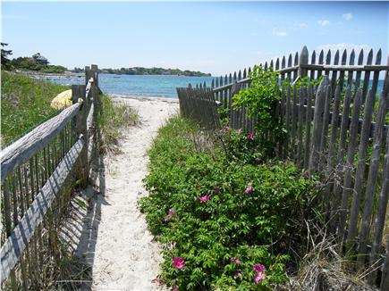 Woods Hole Woods Hole vacation rental - The Pvt. Association Swimming Beach is just Across the Street