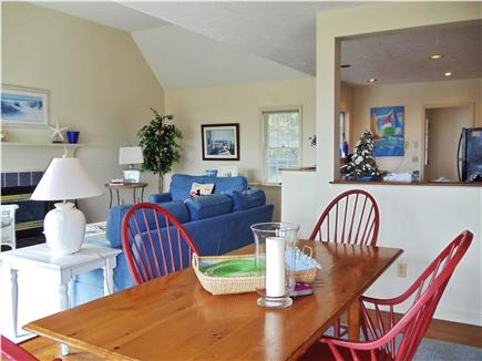 Lewis Bay,West Yarmouth Cape Cod vacation rental - Dining rm + well equipped Kitchen to enjoy meals +ocean views
