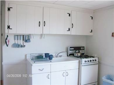 West Dennis Cape Cod vacation rental - Kitchen, other view