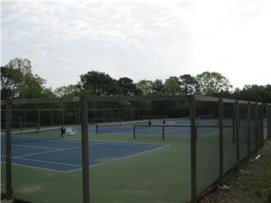 Ocean Edge, Brewster Cape Cod vacation rental - Main Tennis Facility