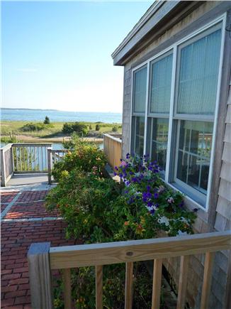 West Yarmouth, MA  Cape Cod Cape Cod vacation rental - Side entrance of the cottage.