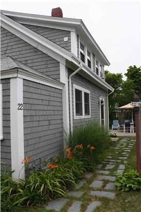Chatham Cape Cod vacation rental - Relax in the side yard