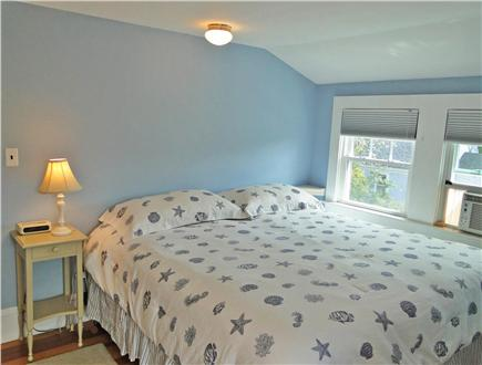 Chatham Cape Cod vacation rental - King bedroom upstairs