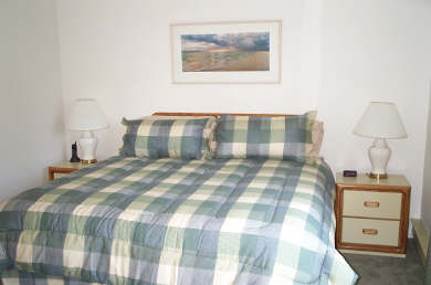 Brewster - Ocean Edge Resort Cape Cod vacation rental - Master Bedroom