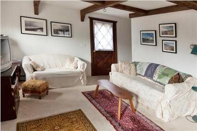 Eastham Cape Cod vacation rental - Livingroom