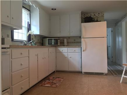 South Yarmouth Cape Cod vacation rental - Fully equipped kitchen which opens to living room