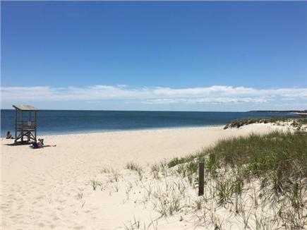 South Yarmouth Cape Cod vacation rental - Semi-Private beach w/ changing rooms and showers in walking dist.