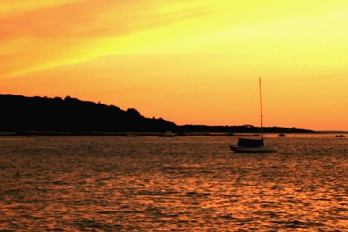 Brewster Cape Cod vacation rental - Breathtaking sunsets