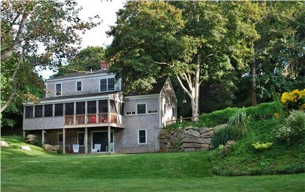 Wellfleet Cape Cod vacation rental - Beautifully landscaped and...