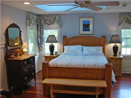 Brewster, The Highlands Cape Cod vacation rental - Master Bedroom on 1st floor has 2 walk-in closets