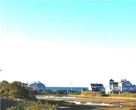 Hyannis Cape Cod vacation rental - Ocean view from deck