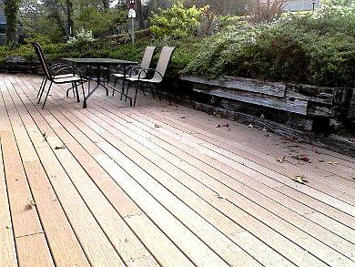 Chatham Cape Cod vacation rental - Spacious deck for outdoor dining and relaxing