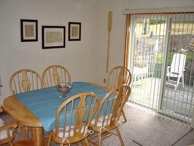 Chatham Cape Cod vacation rental - Dining Room View 2