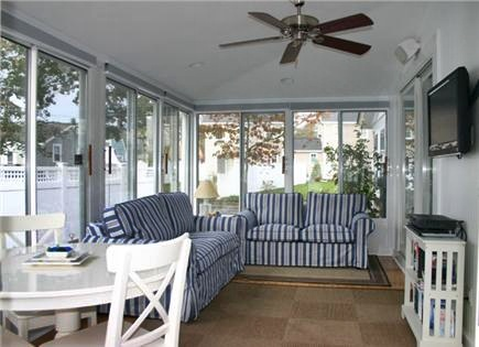 Harwich Port Cape Cod vacation rental - Sunroom/Bed room