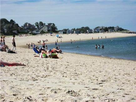 Chatham Village Cape Cod vacation rental - Beautiful Light House Beach is just a mile away