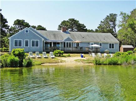 Eastham - Herring Pond Cape Cod vacation rental - Swim, boat, laugh and love in Eastham!
