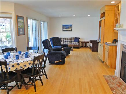 Eastham - Herring Pond Cape Cod vacation rental - You will spend much of your vacation gathering in the great room