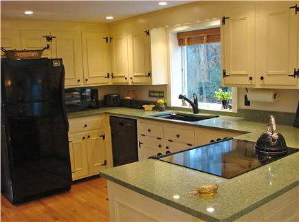 East Falmouth Cape Cod vacation rental - Upscale kitchen