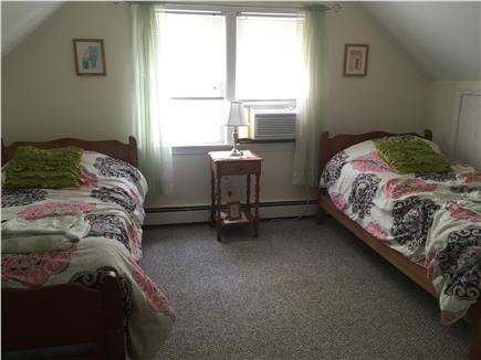 North Eastham Cape Cod vacation rental - Upstairs bedroom with 2 twins