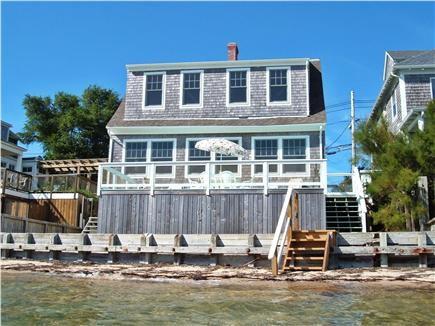 Provincetown Cape Cod vacation rental - Waterfront home with ocean views galore