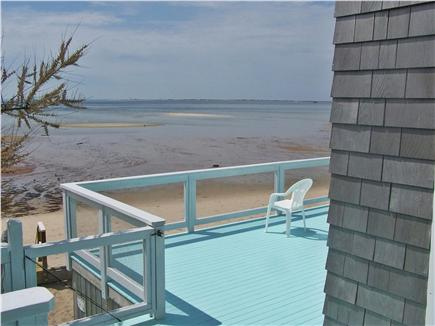 Provincetown Cape Cod vacation rental - Low tide from your deck.