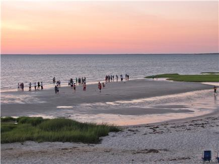 Orleans Cape Cod vacation rental - The beach just steps away!