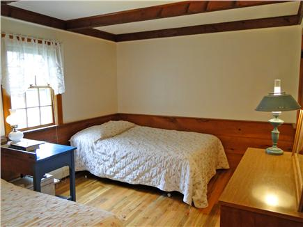 Dennis Cape Cod vacation rental - Twin bedroom, spacious and comfortable