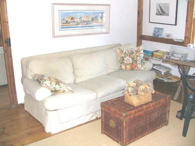 East Sandwich Cape Cod vacation rental - Den