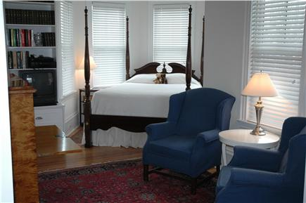 Provincetown Cape Cod vacation rental - Each room filled with sunshine and period antiques, queen bed