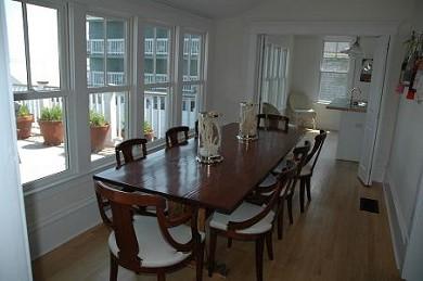 Provincetown Cape Cod vacation rental - Elegant entertaining areas