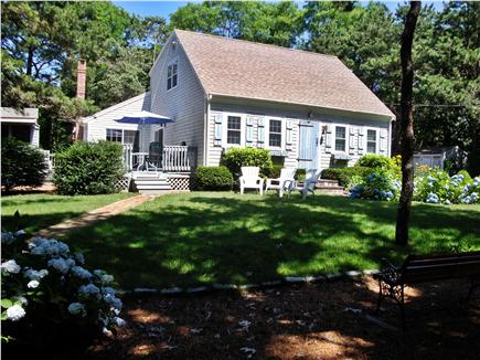 Eastham Cape Cod vacation rental - Wonderful private sunny location,