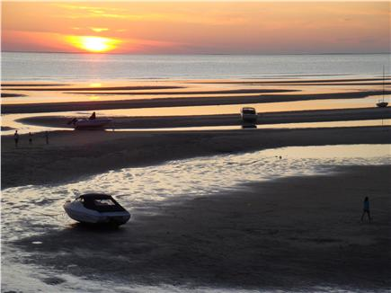 Eastham Cape Cod vacation rental - Dramatic bayside sunsets from Kingsbury Beach