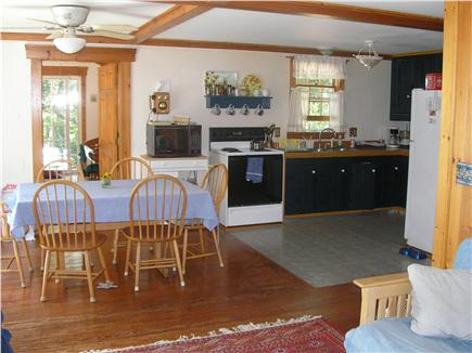 Eastham Cape Cod vacation rental - Kitchen and dining areas are welcoming