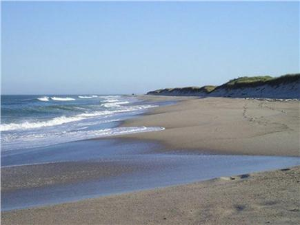East Orleans Cape Cod vacation rental - Magnificent Nauset Beach is under a mile away