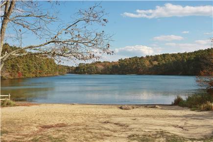Wellfleet Cape Cod vacation rental - Long Pond