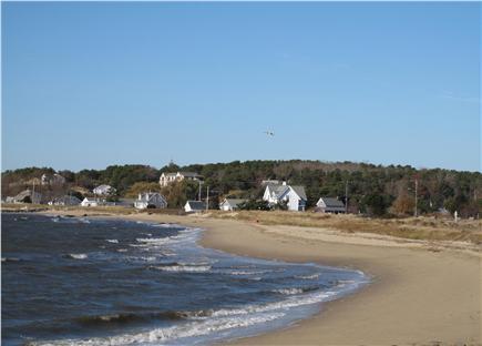 Wellfleet Cape Cod vacation rental - Bay Beach