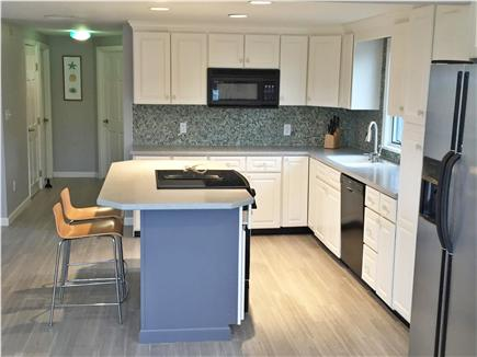 North Eastham Cape Cod vacation rental - Newly Renovated Kitchen
