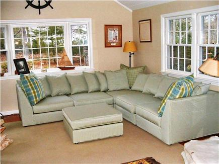 Chatham Cape Cod vacation rental - Relax in the bright and airy Family Room