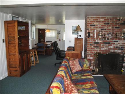 Brewster Cape Cod vacation rental - 1st floor,  main house
