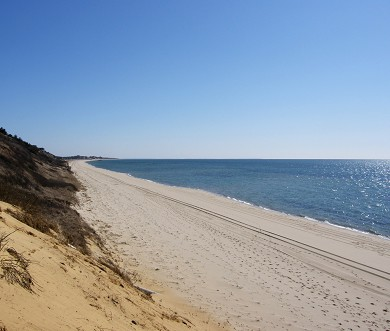 Truro Cape Cod vacation rental - Great Hollow Beach - 5 minute walk
