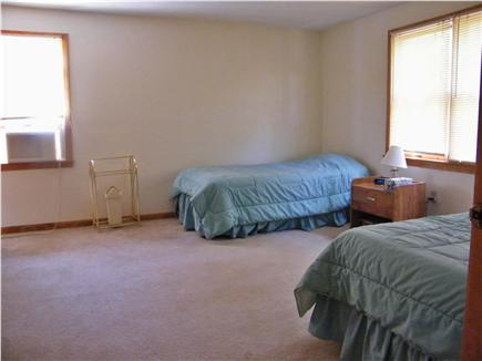 Dennis Cape Cod vacation rental - Twin Beds in Second of 2 Very Large Upstairs Bedrooms