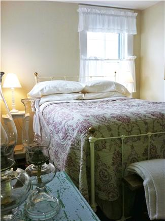 Provincetown, East End Cape Cod vacation rental - Downstairs Double Bedroom
