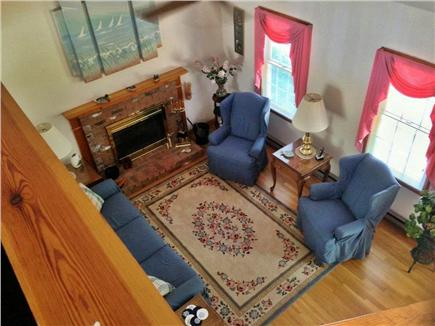 Eastham Cape Cod vacation rental - Spacious Living Area
