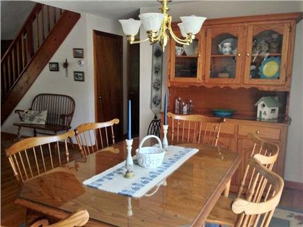 Eastham Cape Cod vacation rental - Dining for 6 Guests
